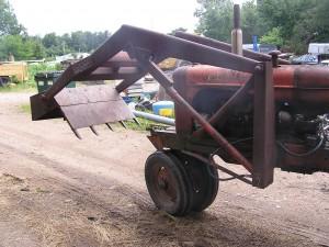 Junk loader